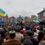 Постер, плакат: Kiev Maidan December 1