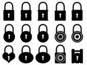 Locks — Stock Vector