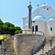 Orthodox Church in Kos Town — Stock Photo