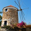 Windmills of Kos Town — Stock Photo #34641529