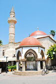 Kos Town Mosque — Stock Photo