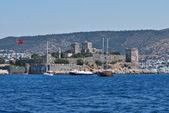 Bodrum Town in Turkey — Stock Photo