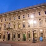 Palazzo Marino in Piazza della Scala,Milan — Stock Photo #35257851