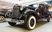 Vintage russian auto — Stock Photo