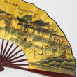 Original chinese fan — Stock Photo
