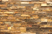 Wooden blocks background — Stock Photo