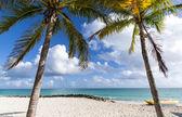 Lukaya's beach — Stock Photo