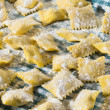Handmade ravioli — Stock Photo #38791321