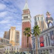 Palazzo and Venetian,Las Vegas — Stock Photo #38944949