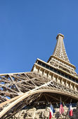 Eiffel Tower replica in Las Vegas — Stock Photo
