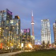 Toronto panorama,Canada — Stock Photo #39334773