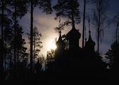 Ganina Yama monastery in Ekaterinburg — Stock Photo