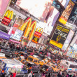 Times Square,New York — Stock fotografie #39672505
