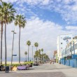 Ocefront walk,Venice Beach — Stock Photo #39888761