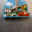 SFrancisco souvenir — Stock Photo #40266655