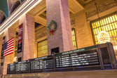 Grand Central Terminal,New York — Foto Stock