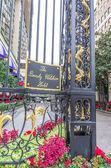 O beverly wilshire hotel — Fotografia Stock