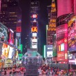 Times Square,New York — 图库照片