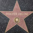 Sylvester Stallone star on Walk of Fame — Stock Photo #40697909