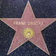 Frank Sinatrstar on Walk of Fame — Stock Photo #41580191