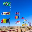 Flags — Stock Photo #41689773