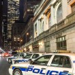 New York police cars — Stock Photo #41690567