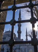 Blue Mosque,Istanbul — Foto Stock