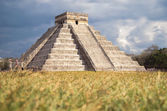 Chichen Itza,Mexico — Stock Photo