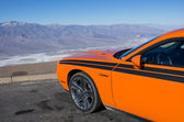Dodge challenger — Stock Photo