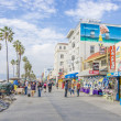 Ocean front walk,Venice Beach — Stock Photo #46037353