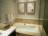 Relaxační koupelna — Stock fotografie