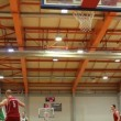 Stock Video: Basketball game