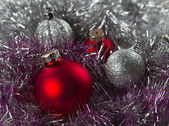 Bauble Border — Photo