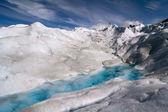 ペリト ・ モレノ氷河、パタゴニア、アルゼンチン — ストック写真