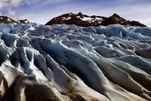 перито морено ледник, патагонии, аргентина — Стоковое фото