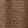 Texture twisted rope — Stock Photo