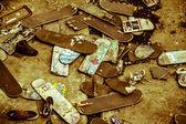 Broken Skateboards — Stock Photo