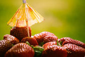 Delicious strawberry — Stockfoto