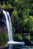 Waterval — Stockfoto