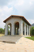 NAKORN RATCHASIMA THAILAND -2014 FEB 25 : Primo Piazza Khao Yai,Tuscana-village Italian style building — Stock Photo