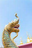 Naga statue — Stock Photo