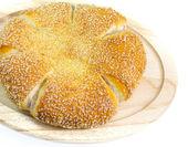 Pão de taro — Foto Stock