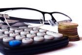 Accounting set — Stock Photo
