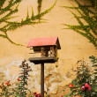 Birdhouse — Foto Stock #35437295