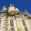Dresden church — Stock Photo