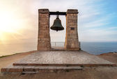 Ancient bell, Chersonesos, Sevastopol, Ukraine — Stock Photo