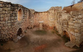 Yunan sunak, chersonesos, akyar — Stok fotoğraf