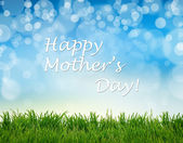 Happy Mother's Day Greeting Card — Stock Photo
