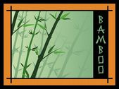 BAMBOO — Vector de stock