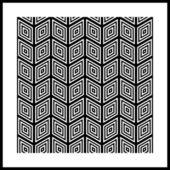 Op-art — Stock Vector